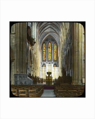 Truro Cathedral, Cornwall by Church Army Lantern Department