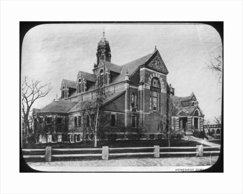 Hemenway Gymnasium, Harvard University, Massachusetts, USA by Anonymous