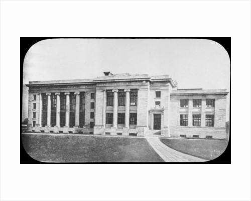 Law School, Harvard University, Cambridge, Massachusetts, USA by Anonymous