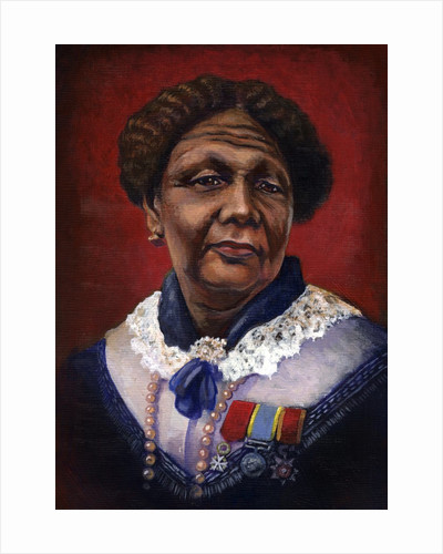 Mary Jane Seacole by Karen Humpage