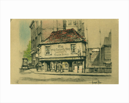 The Old Curiosity Shop, Portsmouth Street, Westminster, London by Joseph Pike