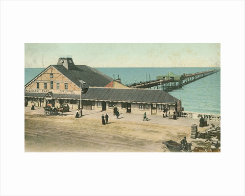 Herne Bay, The Pier by Anonymous