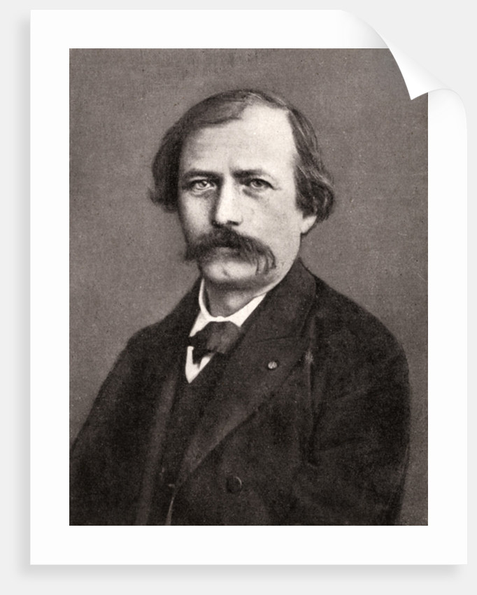 Marcellin Berthelot, French chemist and politician by Anonymous