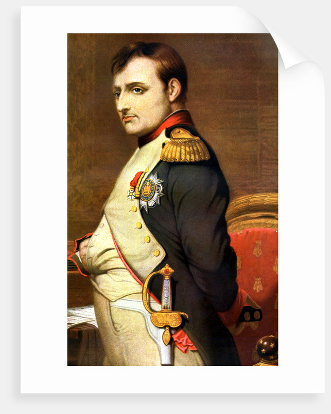 napoleon bonapartes position as a great man Napoleon bonaparte emperor of france 1769-1821 one of the most brilliant individuals in history, napoleon bonaparte was a masterful soldier, an unequalled grand tactician and a superb administrator.