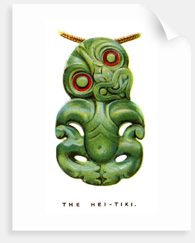 The Hei-Tiki by Anonymous