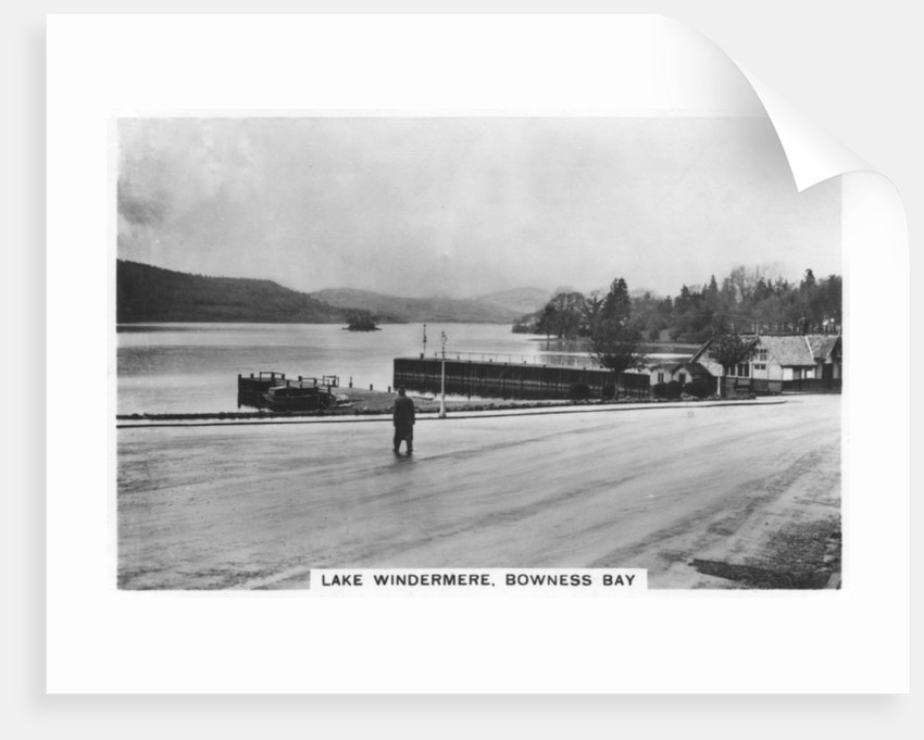 Bowness Bay, Lake Windermere by Anonymous