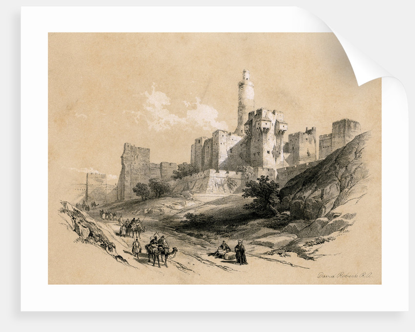 The Tower Of David Jerusalem Israel Posters Amp Prints By