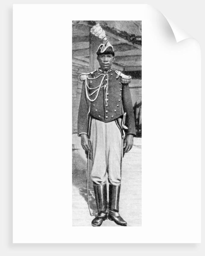 General Zephirin, Haiti by Anonymous