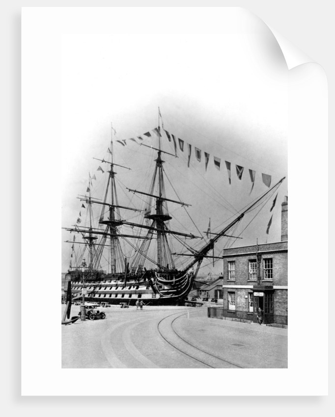 Hms Victory Portsmouth Hampshire Posters Prints By Wright Logan