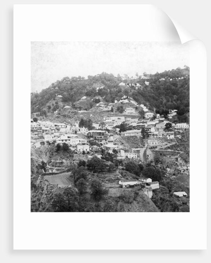 Landour, India by Anonymous