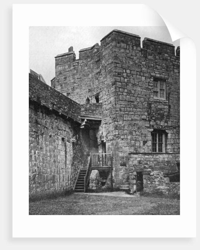 Castle Rushen, Castletown, Isle of Man by Taggart
