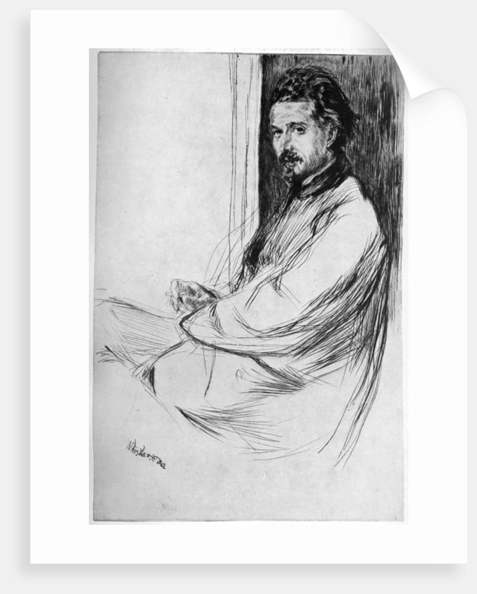 Axenfeld by James Abbott McNeill Whistler
