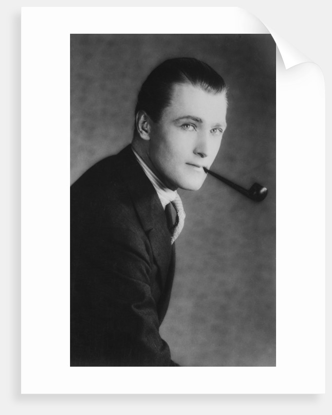 Brian Aherne (1902-1986), English actor by Anonymous