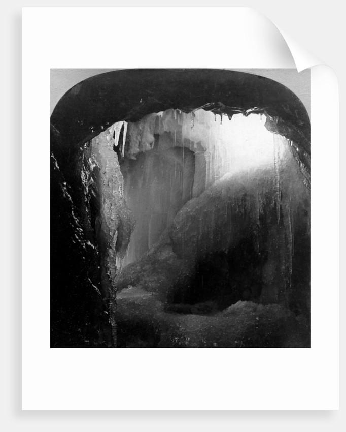Horseshoe Grotto, Niagara Falls, USA by The Fine Art Photographers Co