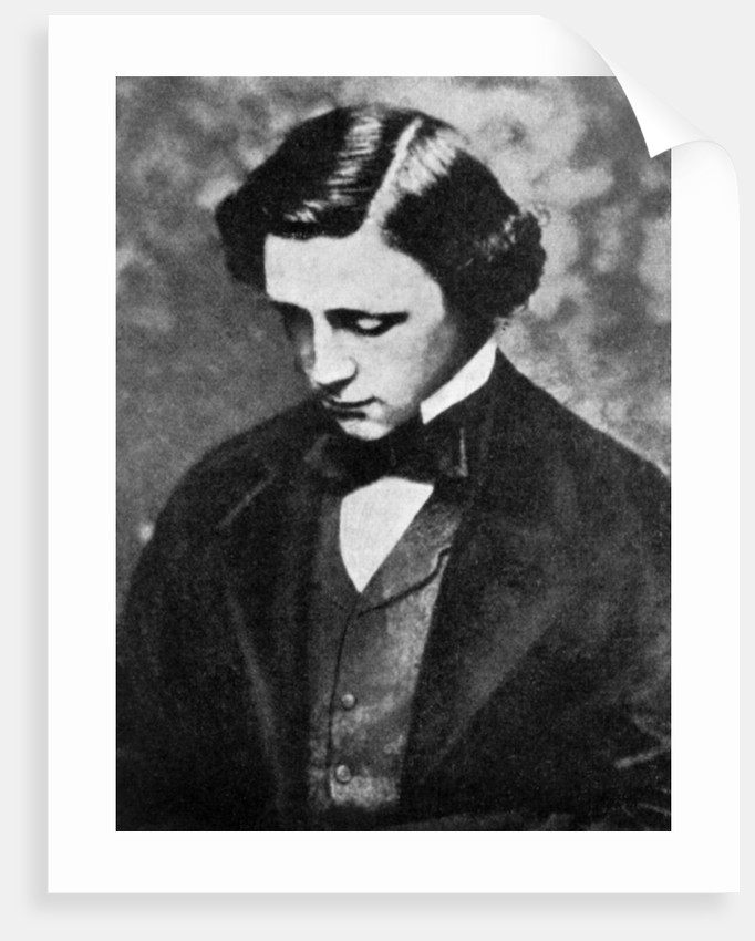 Lewis Carroll, English author by Anonymous