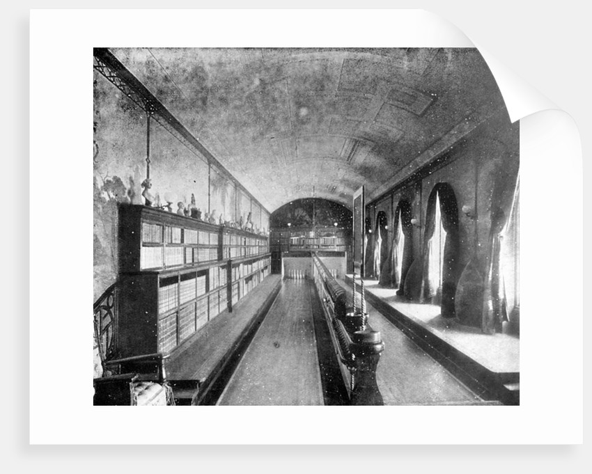 The bowling alley, Sandringham House, Norfolk by Anonymous