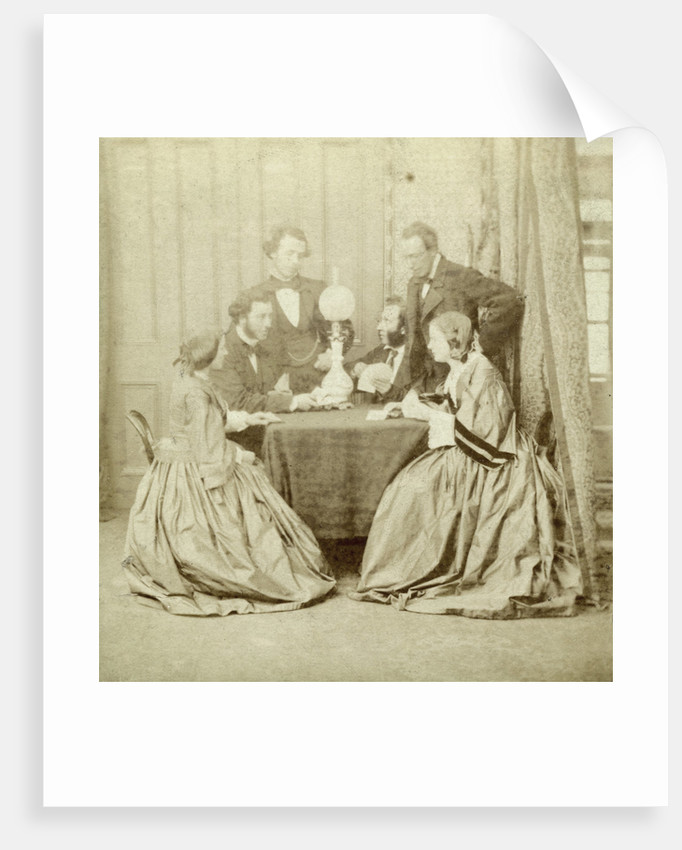 A Game of Cards by Anonymous