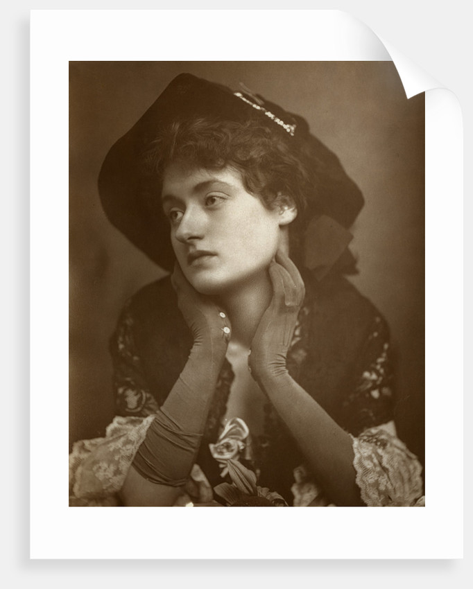 Winifred Emery, British actress by Anonymous