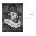Francis Bacon, Viscount St Albans, English philosopher, scientist and statesman by Anonymous