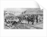 The Battle of Corunna by Anonymous