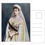 Tsarina Alexandra, Empress consort of Russia by Anonymous