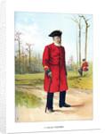 Chelsea Pensioner by Geoffrey Douglas Giles