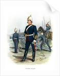 Victorian Artillery by H Bunnett
