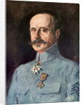 Marie-Eugene Debeney, French First World War general by Anonymous