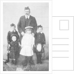 Members of the Royal Family, Balmoral, Scotland by Anonymous