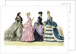French costume: 'Napoleon III, Present Fashions' by Anonymous