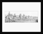 Canadian cavalry, Vimy, France, First World War, April 1917 by Anonymous