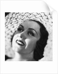 Fay Wray, Canadian-born American film actress by Anonymous
