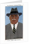 Aga Khan III (Mohammed Shah), Leader of the Ismailis by Alick P F Ritchie