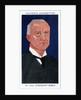 Edward Grey, 1st Viscount Grey of Fallodon, British politician by Alick P F Ritchie