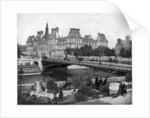 Hotel de Ville, Paris by John L Stoddard