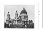St Paul's Cathedral, London by John L Stoddard