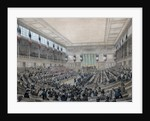 'The National Assembly is in Permanence!', Paris by Victor Adam
