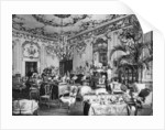 The drawing room, Chesterfield House by Bedford Lemere and Company