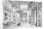 The great gallery, Stafford House by Bedford Lemere and Company