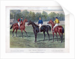 The Derby Favourites by John Sturgess