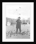 A bird charmer, Paris by Ernest Flammarion