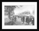 Avenue Foch leading from the Etoile to the Bois de Boulogne, Paris by Ernest Flammarion