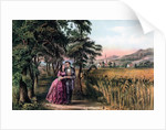 The Season of Love, Youth by Currier and Ives