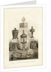 Relics associated with Queen Elizabeth I by J Williams