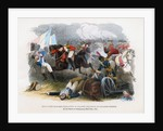 5th Regiment of Dragoon Guards, The Battle of Salamanca by Anonymous