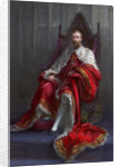 King George V, in the year of his coronation by Walter William Ouless