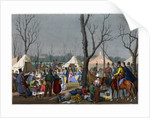 A French fete by Anonymous
