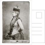 Portrait of a woman by Walery