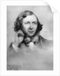 Robert Browning, British poet by Anonymous
