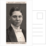 H.R.H Prince Erik of Denmark by WD & HO Wills